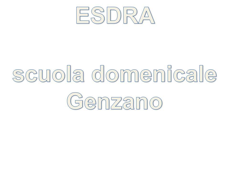 ESDRA scuola domenicale Genzano