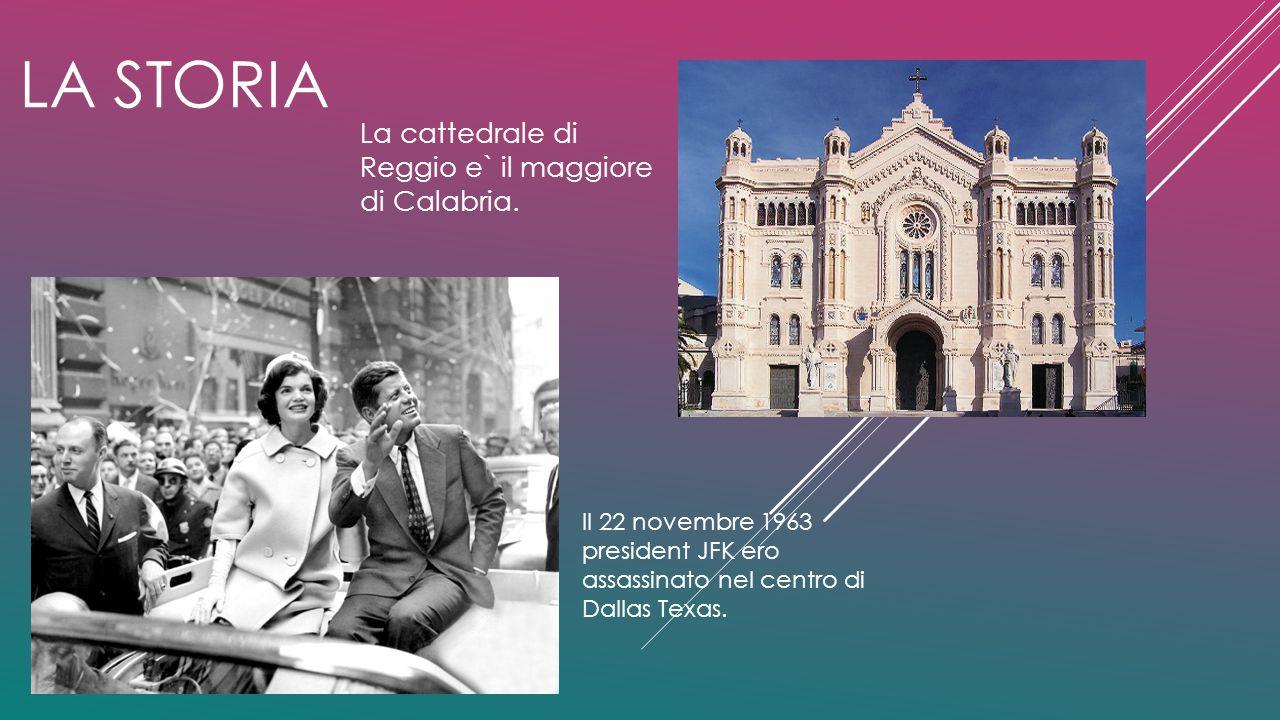 La cattedrale di Reggio e` il maggiore di Calabria.
