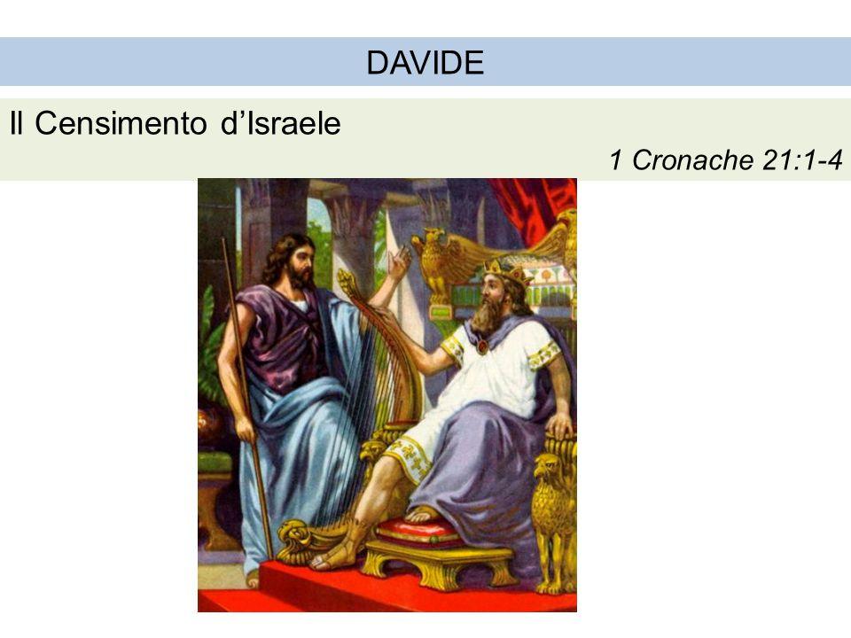 Il Censimento d'Israele