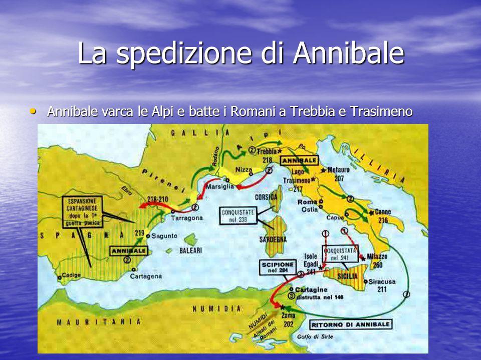 La spedizione di Annibale