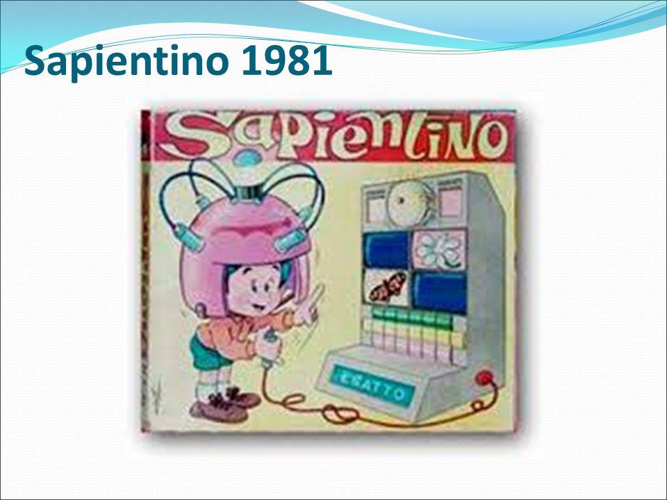 Sapientino 1981