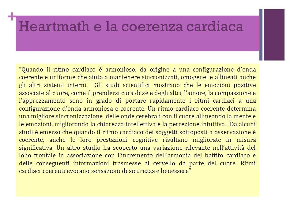 Heartmath e la coerenza cardiaca