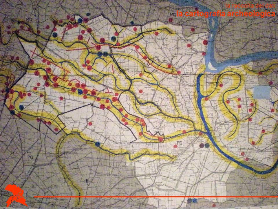 la cartografia archeologica