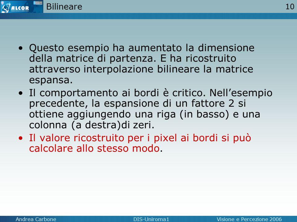 Bilineare