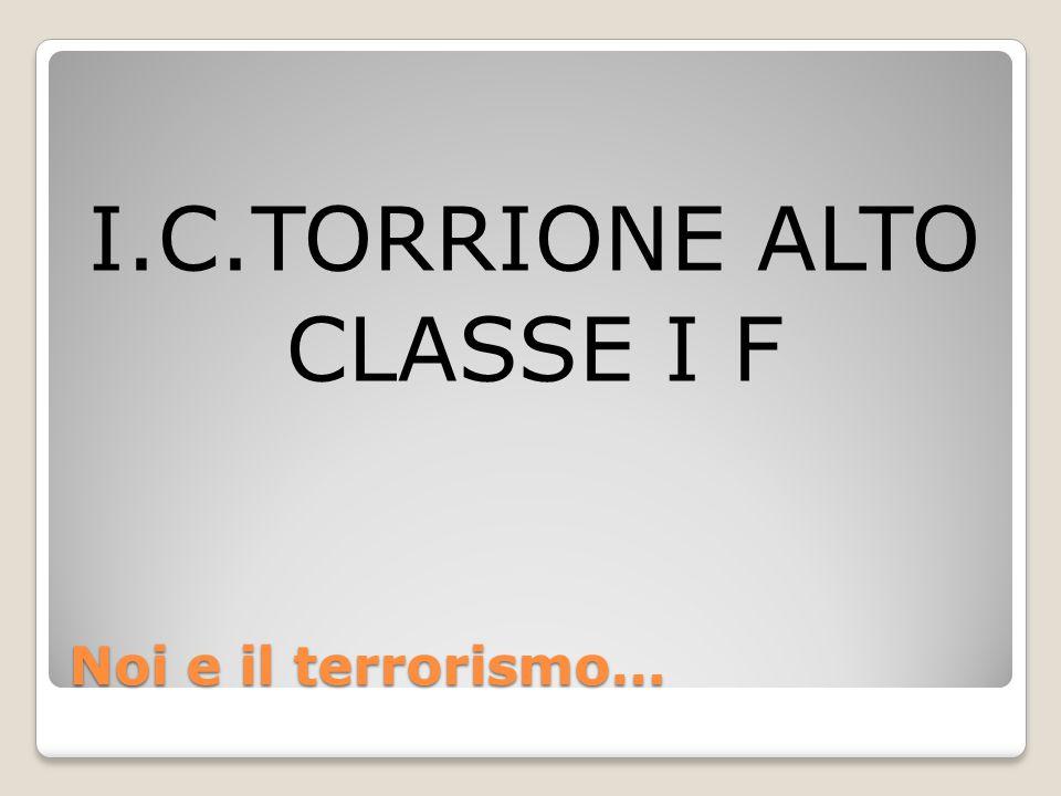 I.C.TORRIONE ALTO CLASSE I F