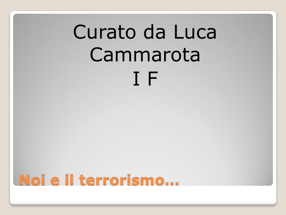Curato da Luca Cammarota I F