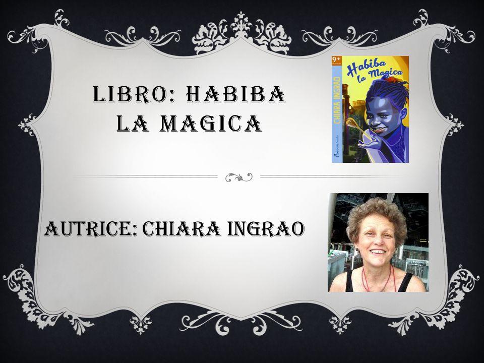 LIBRO: HABIBA LA MAGICA