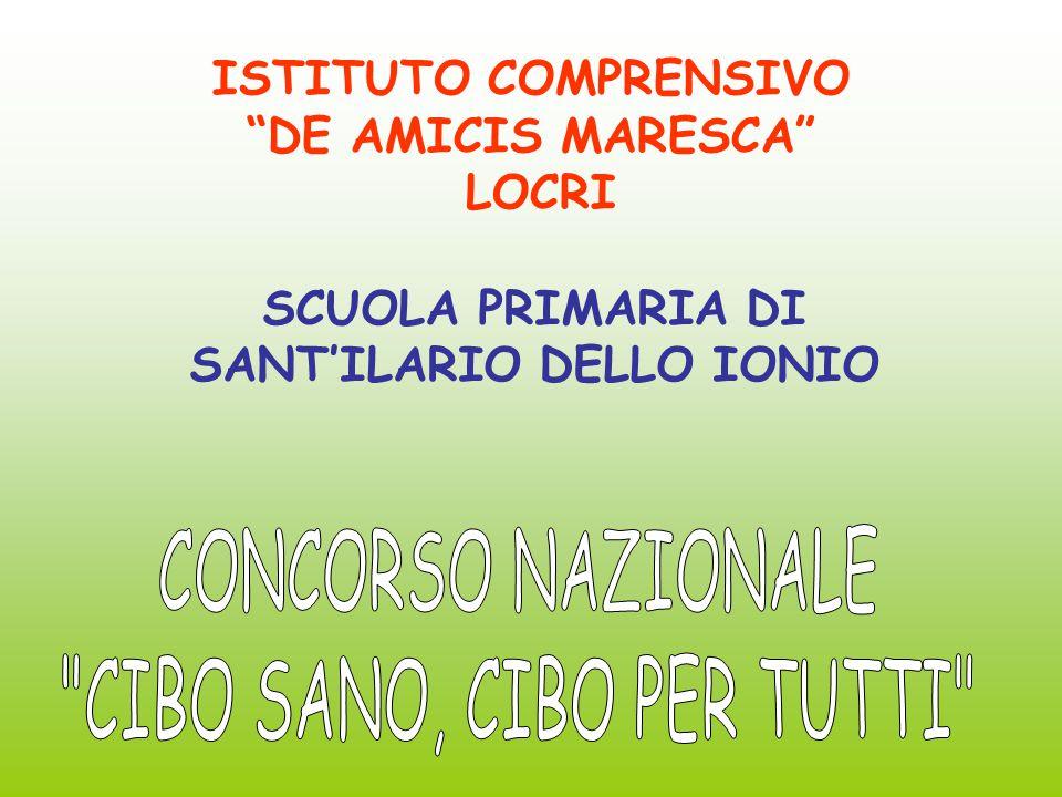 ISTITUTO COMPRENSIVO DE AMICIS MARESCA LOCRI
