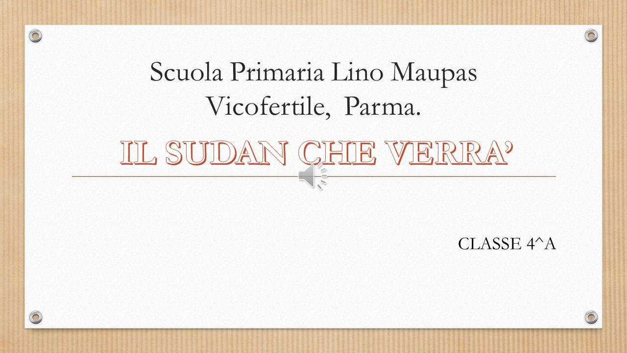 Scuola Primaria Lino Maupas Vicofertile, Parma.