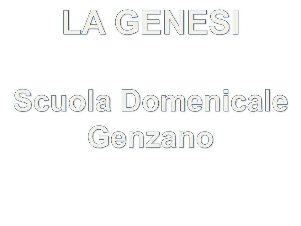 LA GENESI Scuola Domenicale Genzano