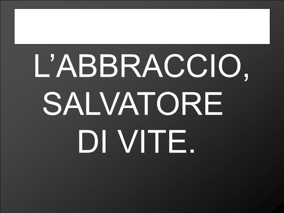 L'ABBRACCIO, SALVATORE DI VITE. 1