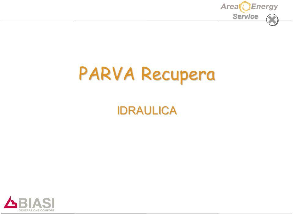PARVA Recupera IDRAULICA