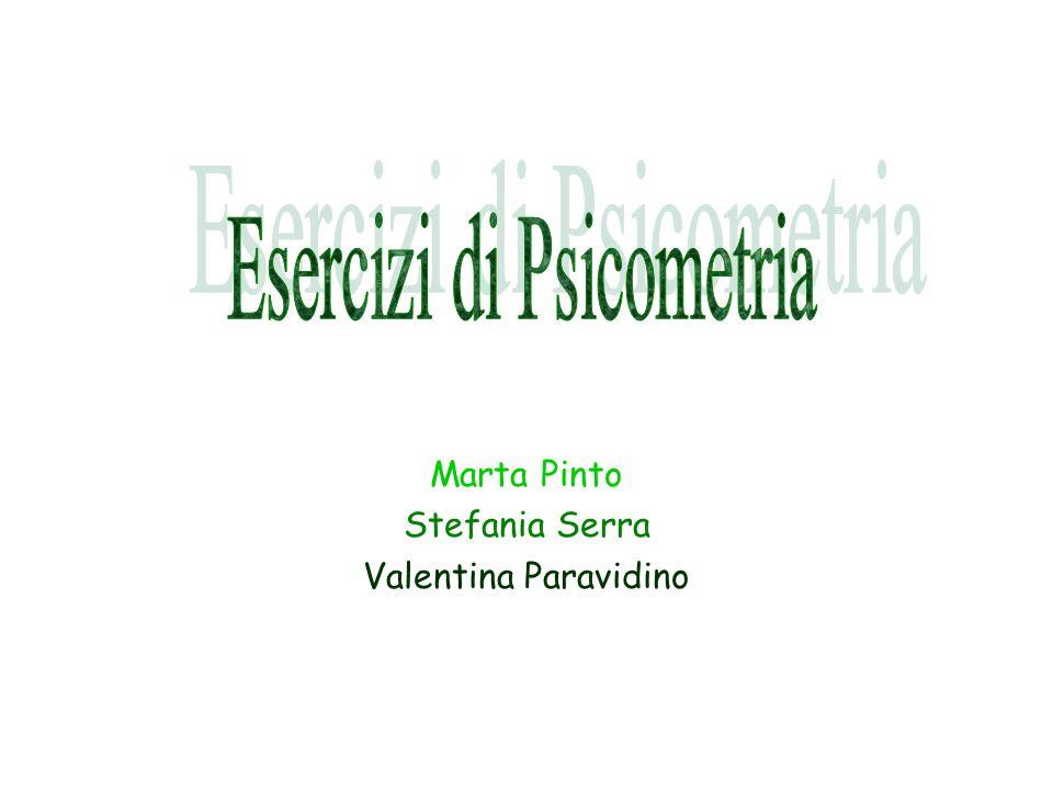 Marta Pinto Stefania Serra Valentina Paravidino