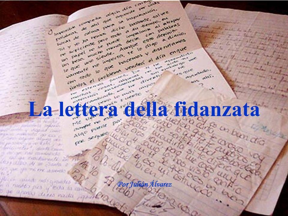 La lettera della fidanzata