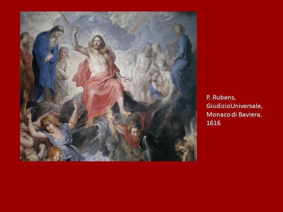 P. Rubens, GiudizioUniversale,