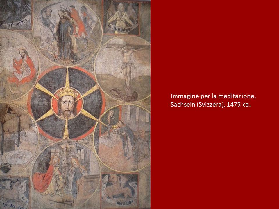 Immagine per la meditazione,