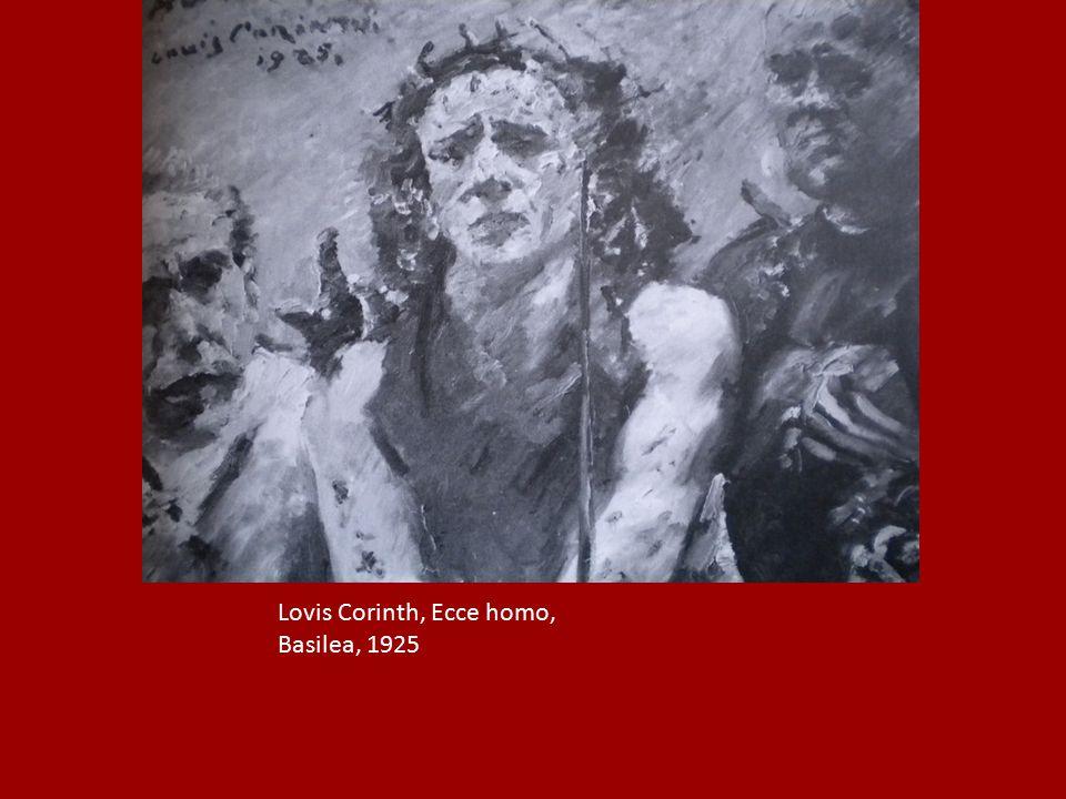 Lovis Corinth, Ecce homo,