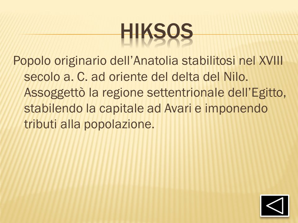 hiksos