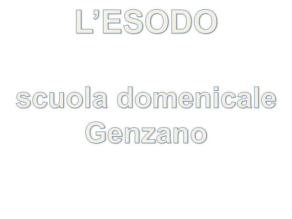 L'ESODO scuola domenicale Genzano