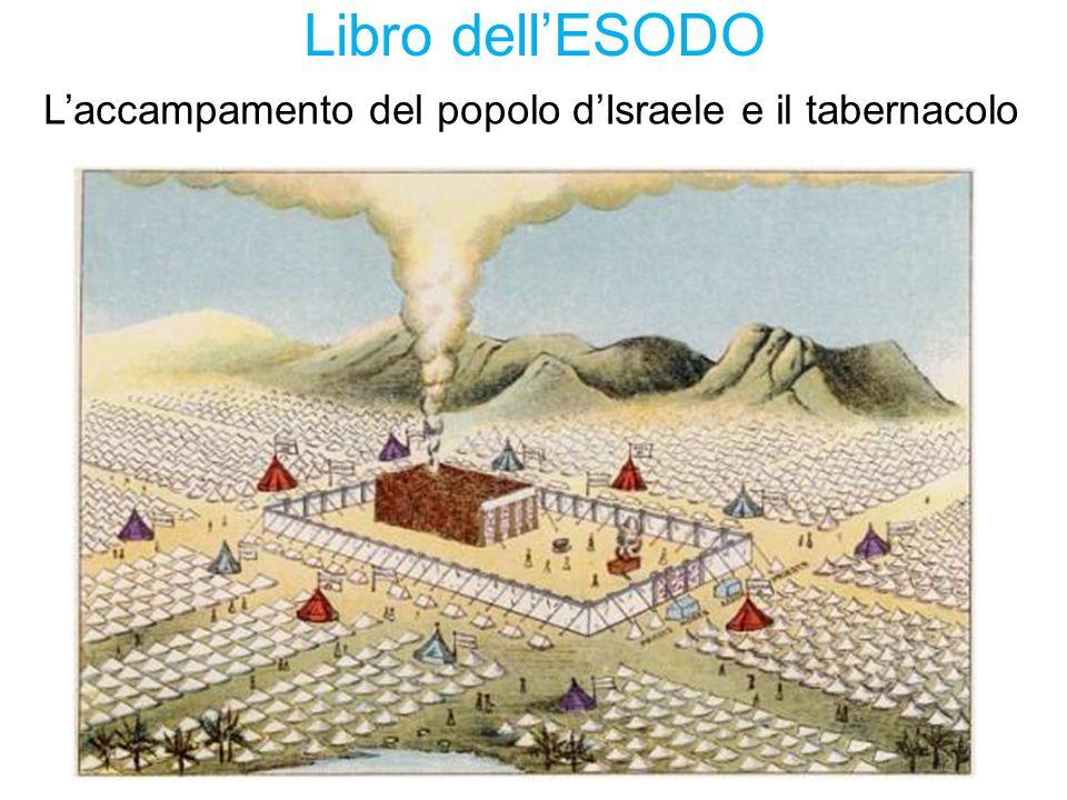 L'accampamento del popolo d'Israele e il tabernacolo