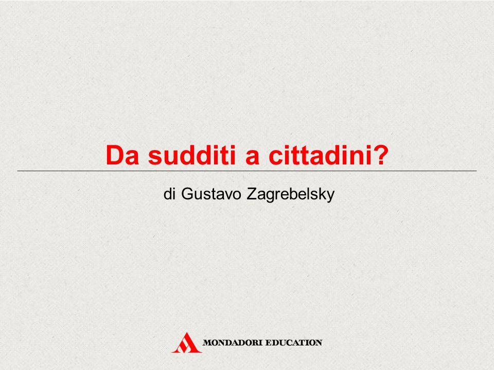 di Gustavo Zagrebelsky
