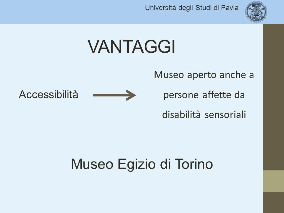Museo aperto anche a persone affette da disabilità sensoriali