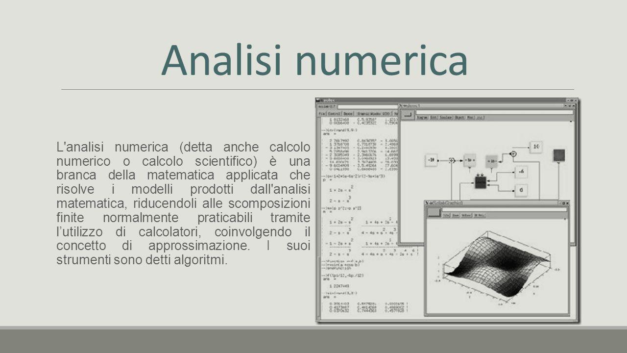 Analisi numerica