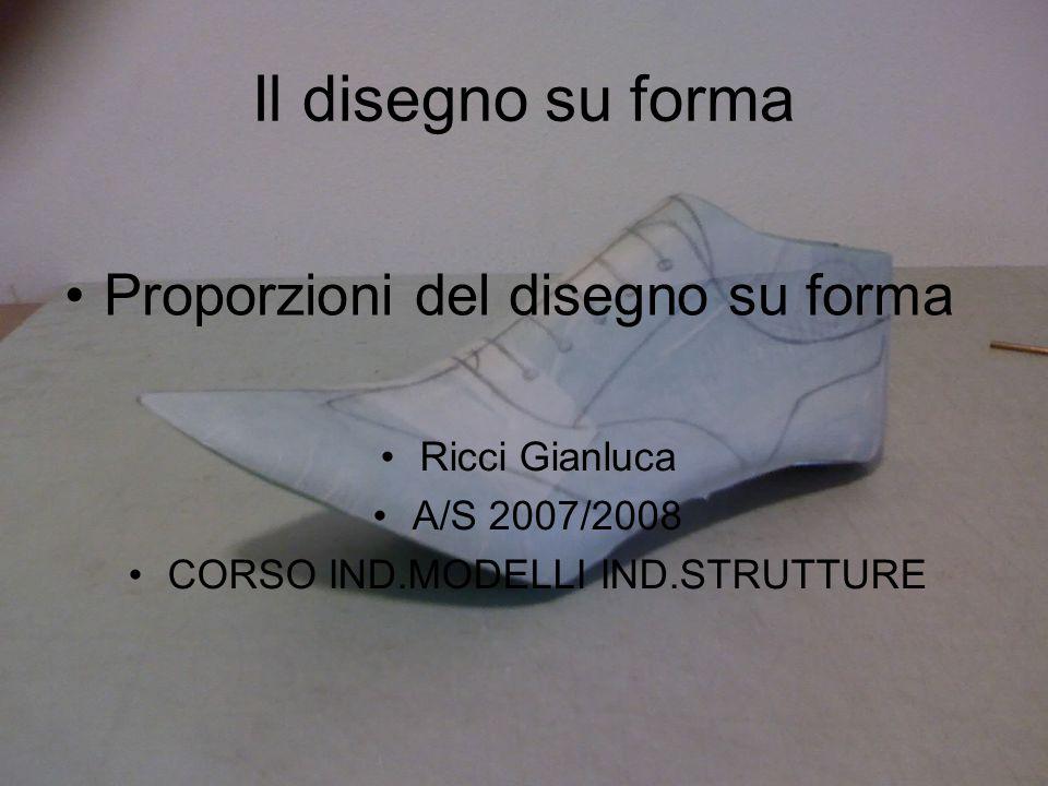 CORSO IND.MODELLI IND.STRUTTURE