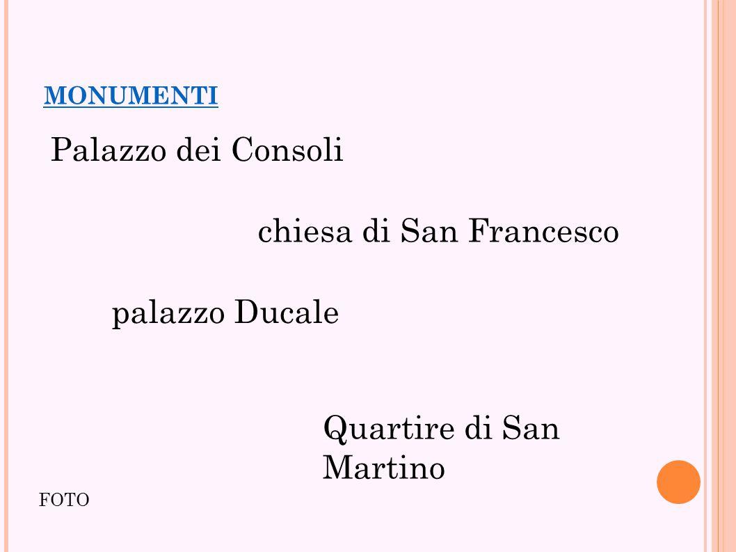 Quartire di San Martino
