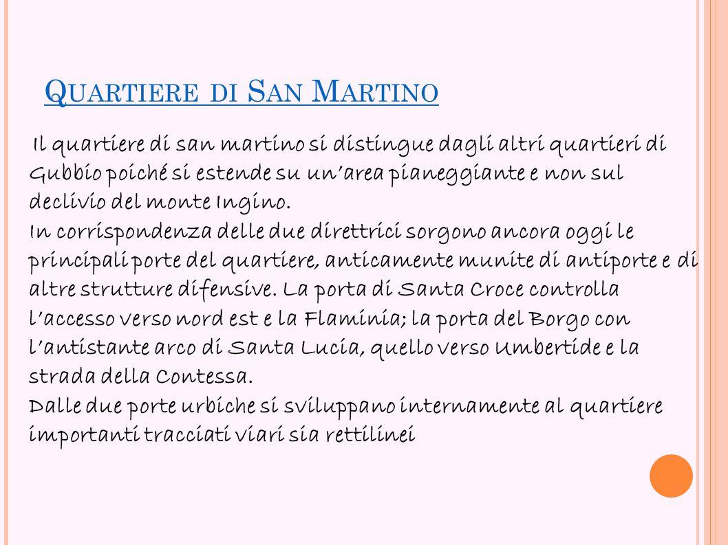 Quartiere di San Martino