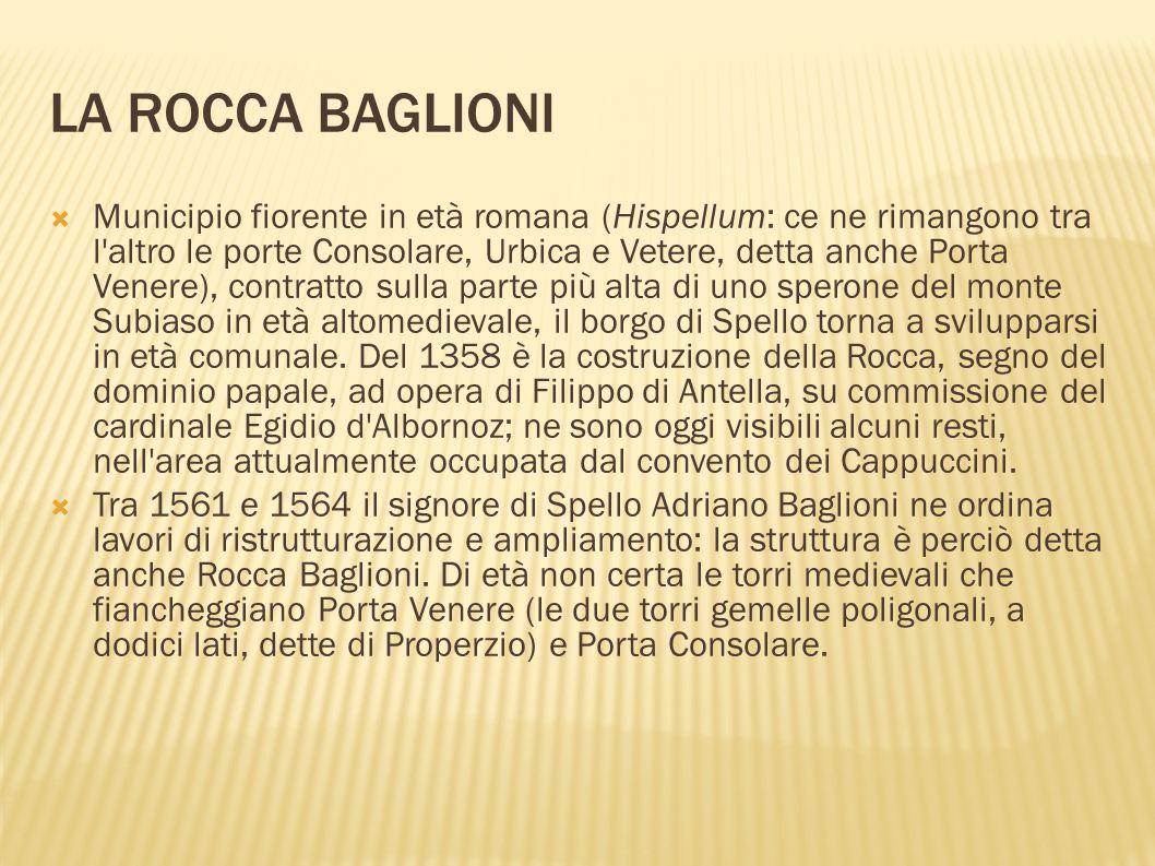 La Rocca Baglioni