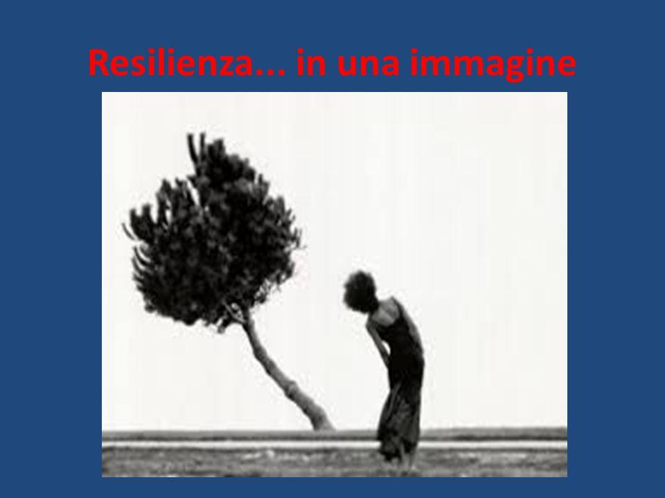 Resilienza... in una immagine