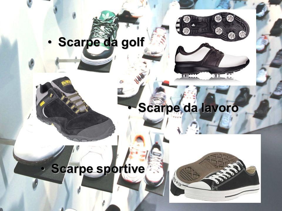 Scarpe da golf Scarpe da lavoro Scarpe sportive