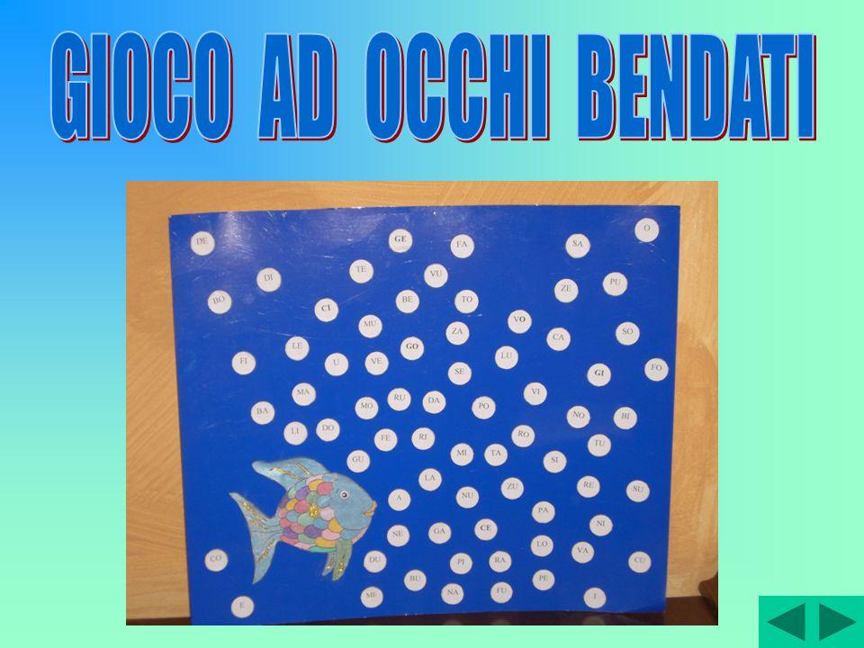 GIOCO AD OCCHI BENDATI