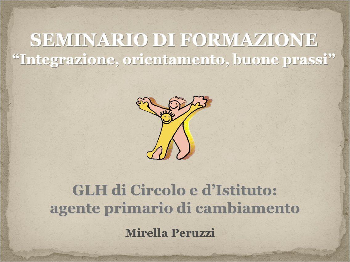 SEMINARIO DI FORMAZIONE