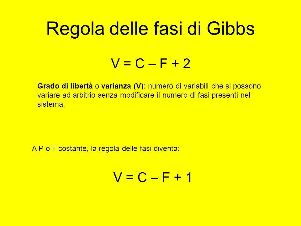 Regola delle fasi di Gibbs