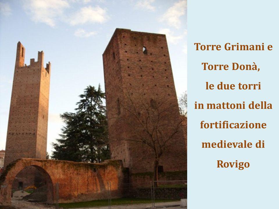 Torre Grimani e Torre Donà,