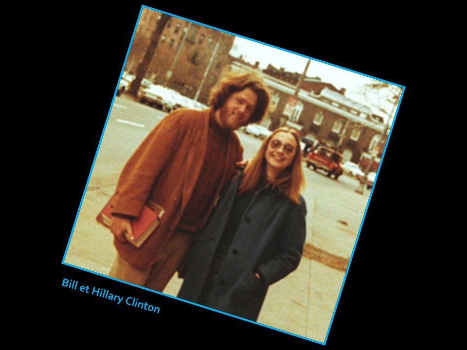 Bill et Hillary Clinton
