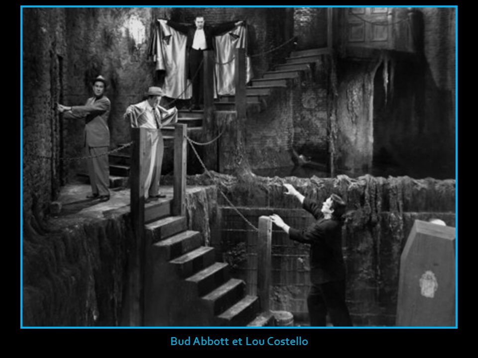 Bud Abbott et Lou Costello