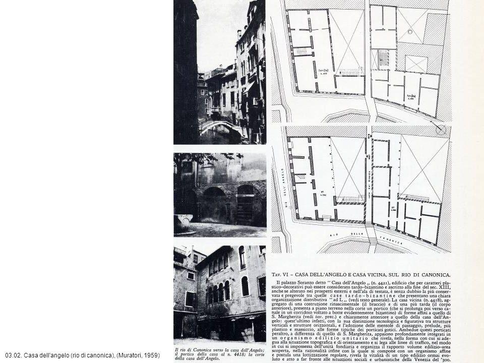 03.02. Casa dell angelo (rio di canonica), (Muratori, 1959)