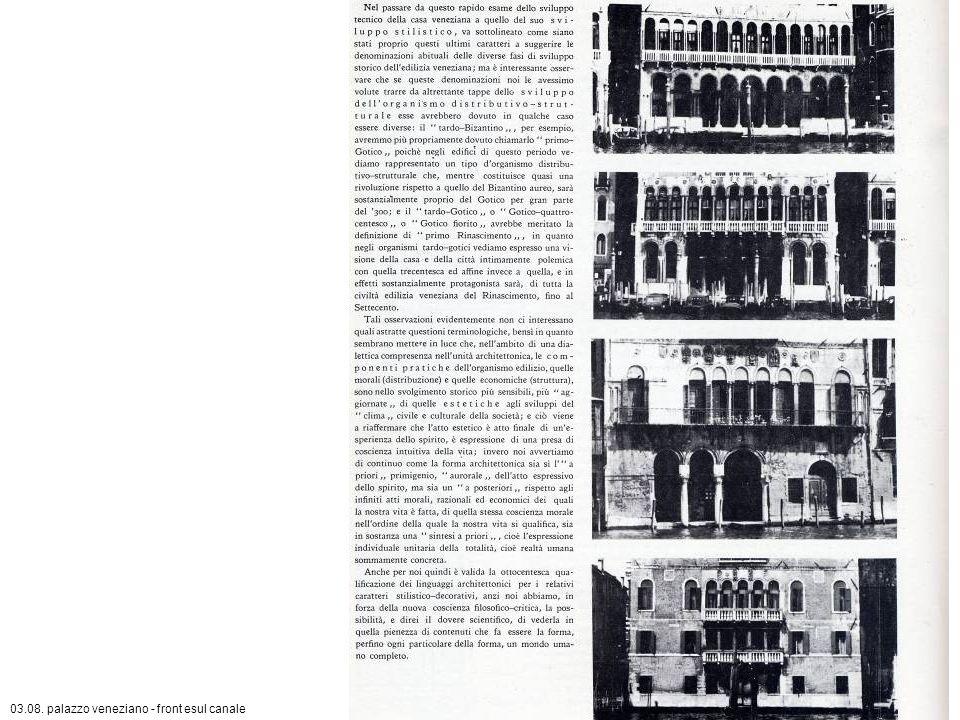 03.08. palazzo veneziano - front esul canale
