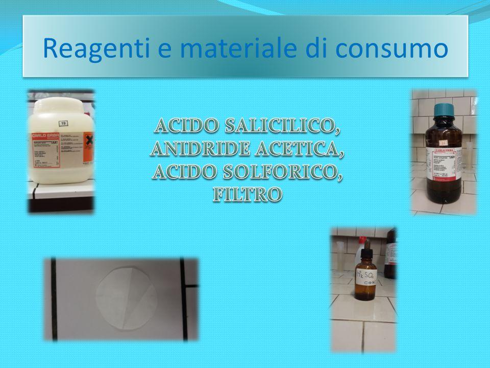 Reagenti e materiale di consumo