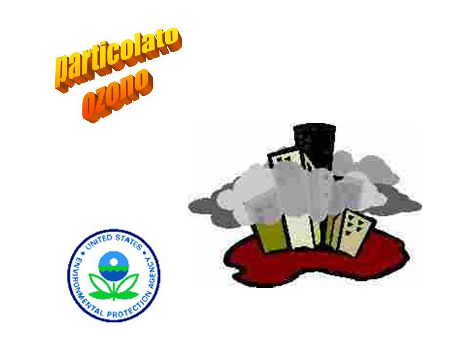 particolato ozono