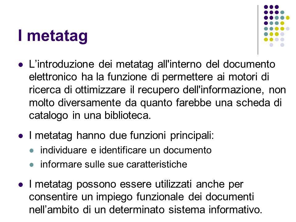 I metatag