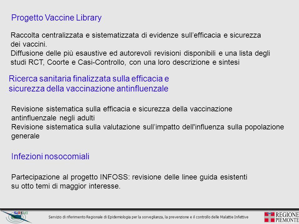 Progetto Vaccine Library