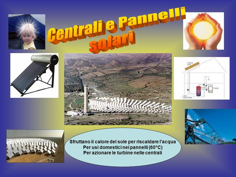 Centrali e Pannelli solari