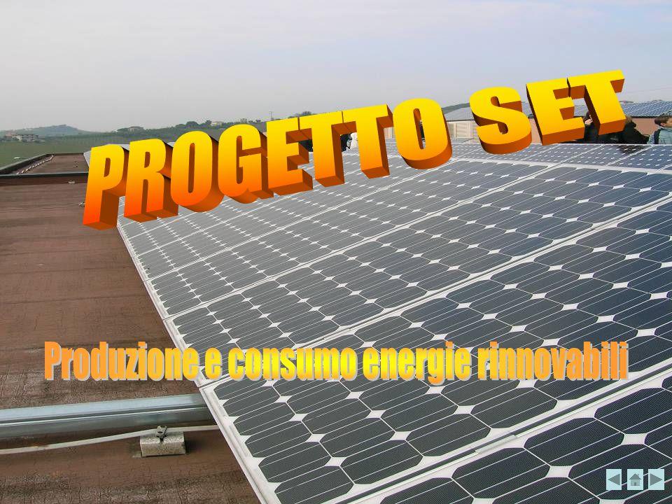 Produzione e consumo energie rinnovabili