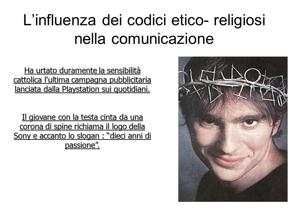 L'influenza dei codici etico- religiosi nella comunicazione