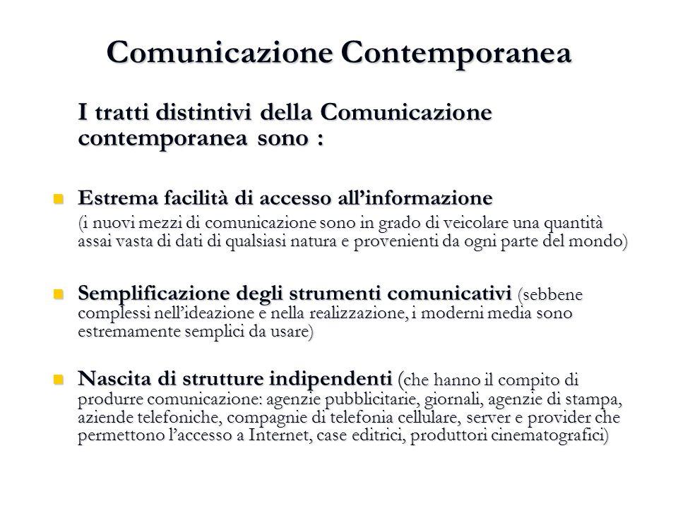 Comunicazione Contemporanea