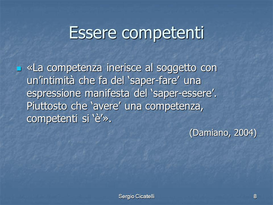 Essere competenti